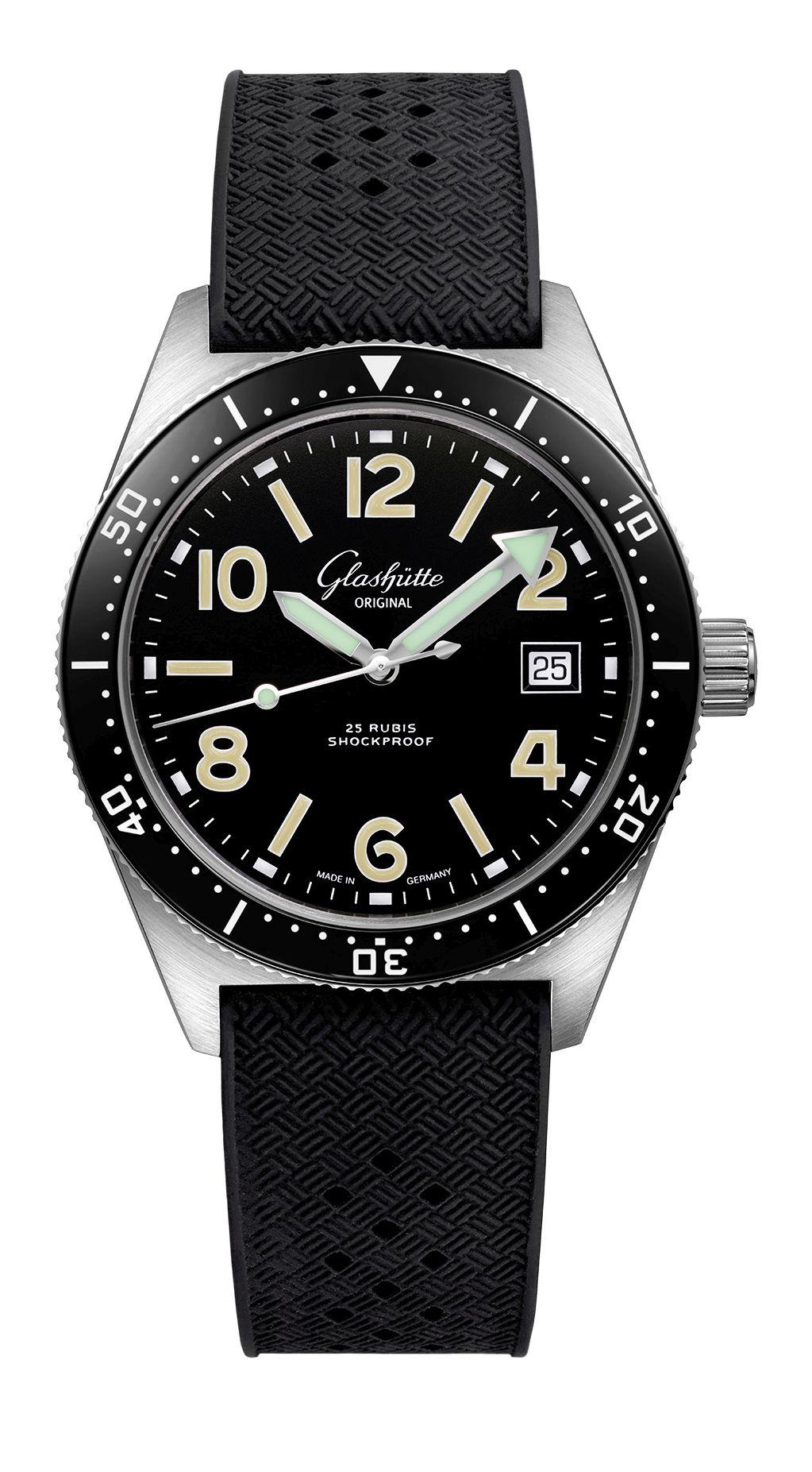 Glashütte Original SeaQ Diver Collection, Glashütte Original SeaQ Diver, SeaQ Diver