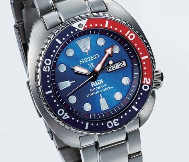 New Seiko Srpa21 Padi Turtle