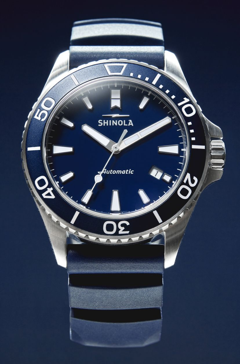 Shinola Monster Diver, Shinola
