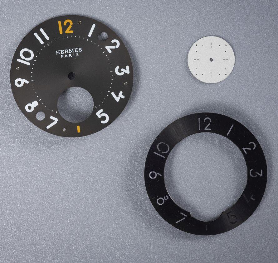 Slim de D'Hermes, Hermes Slim, Hermes titanium watch, Hermes titanium