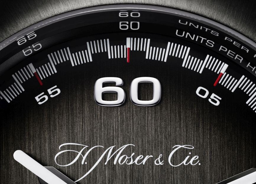 H. Moser Streamliner Flyback Chronograph, Moser Streamliner, Moser Flyback Chronograph, Moser Chronograph, Streamliner Flyback Chronograph, Moser Chrono, Moser Flyback