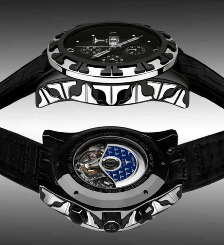 Tiret Automatic PVD Chronograph Tiretchrono