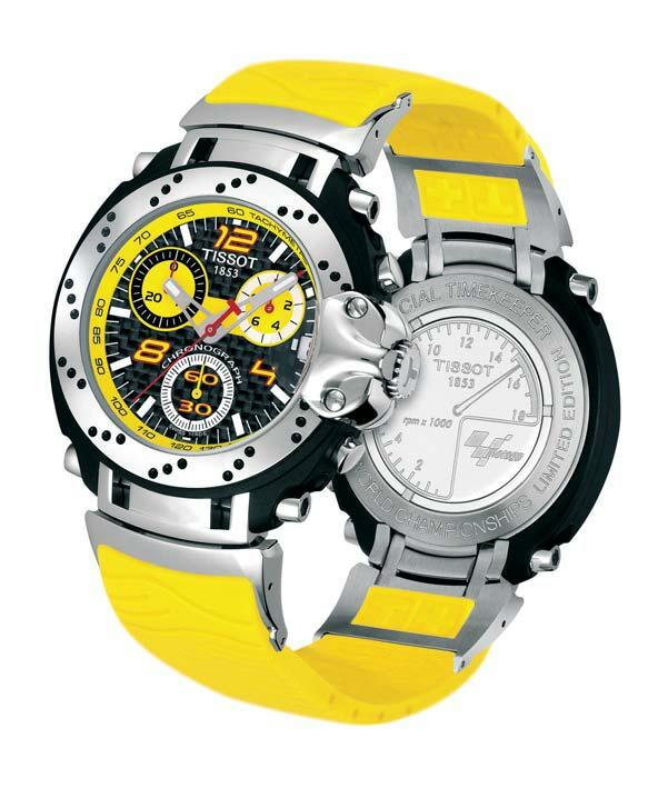 tissot moto gp chronograph. Black Bedroom Furniture Sets. Home Design Ideas