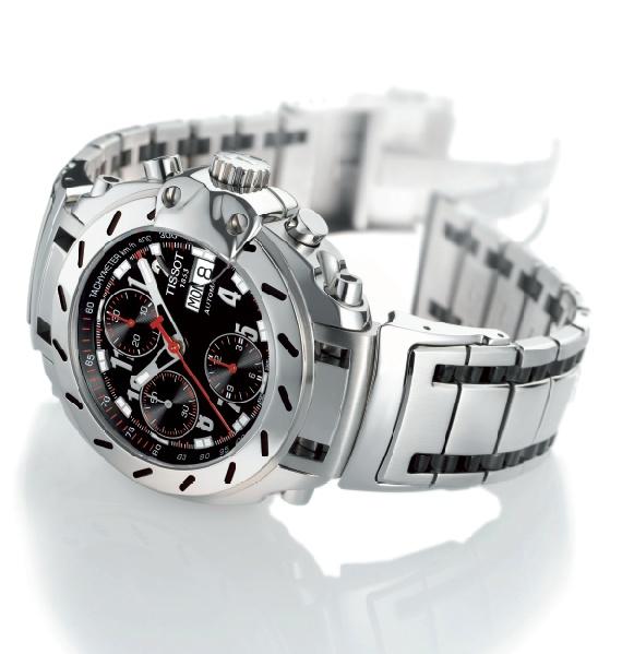 Pré-Bale 2007 Tissot T-Race Automatic Chronograph Tissotrace