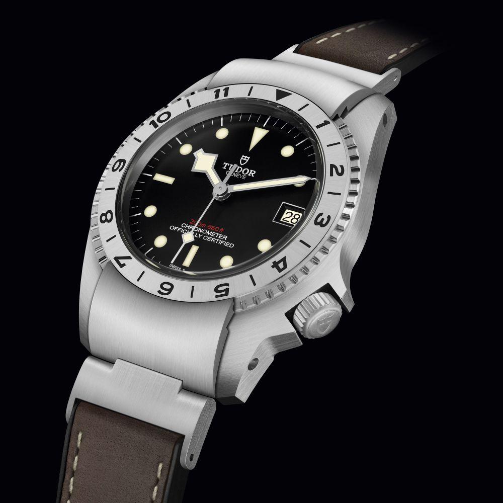 Tudor Black Blay P01, Black Bay P01, Tudor P01, M70150-0001, Manufacture Calibre MT5612, MT5612, Tudor M70150-0001, Tudor prototype