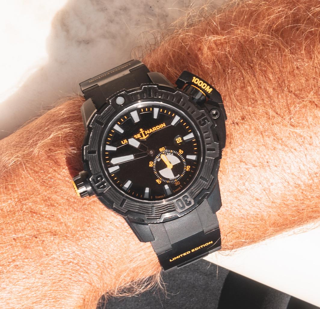 Ulysse Nardin Deep Dive Diver, UN Deep Dive Diver
