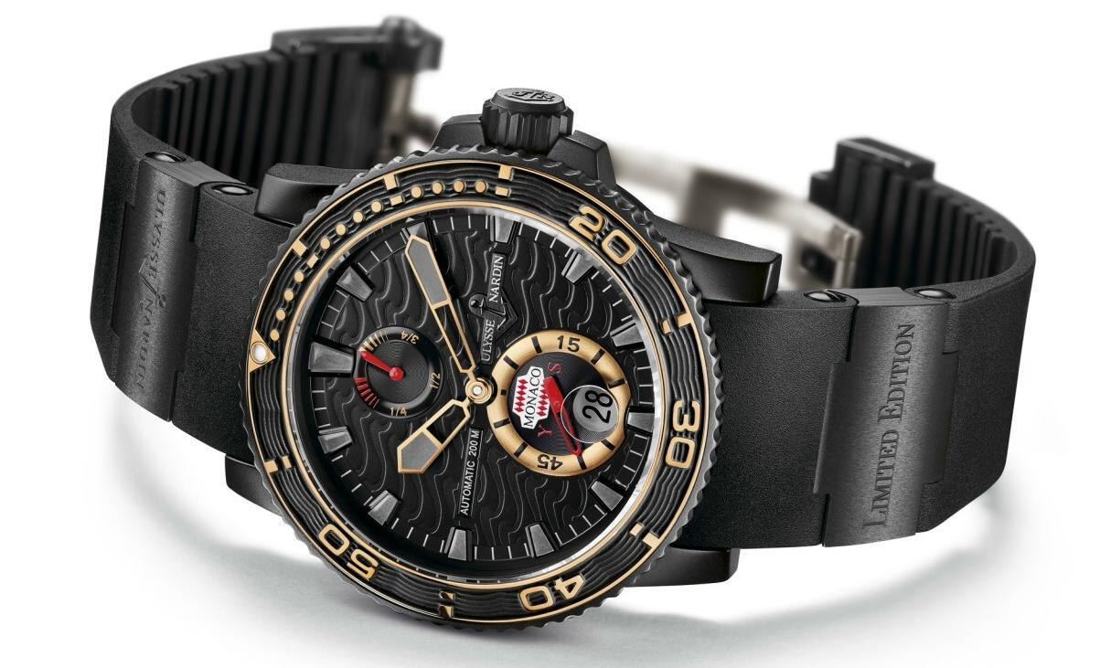 Ulysse Nardin Monaco YS Maxi Marine Diver   IMG  cf6c4dda65