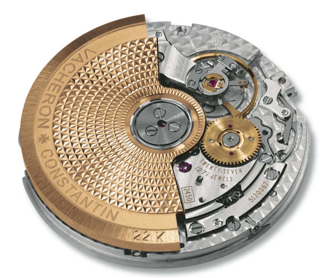 Vacheron Constantin: Calibre automatique 2450 Vc2450