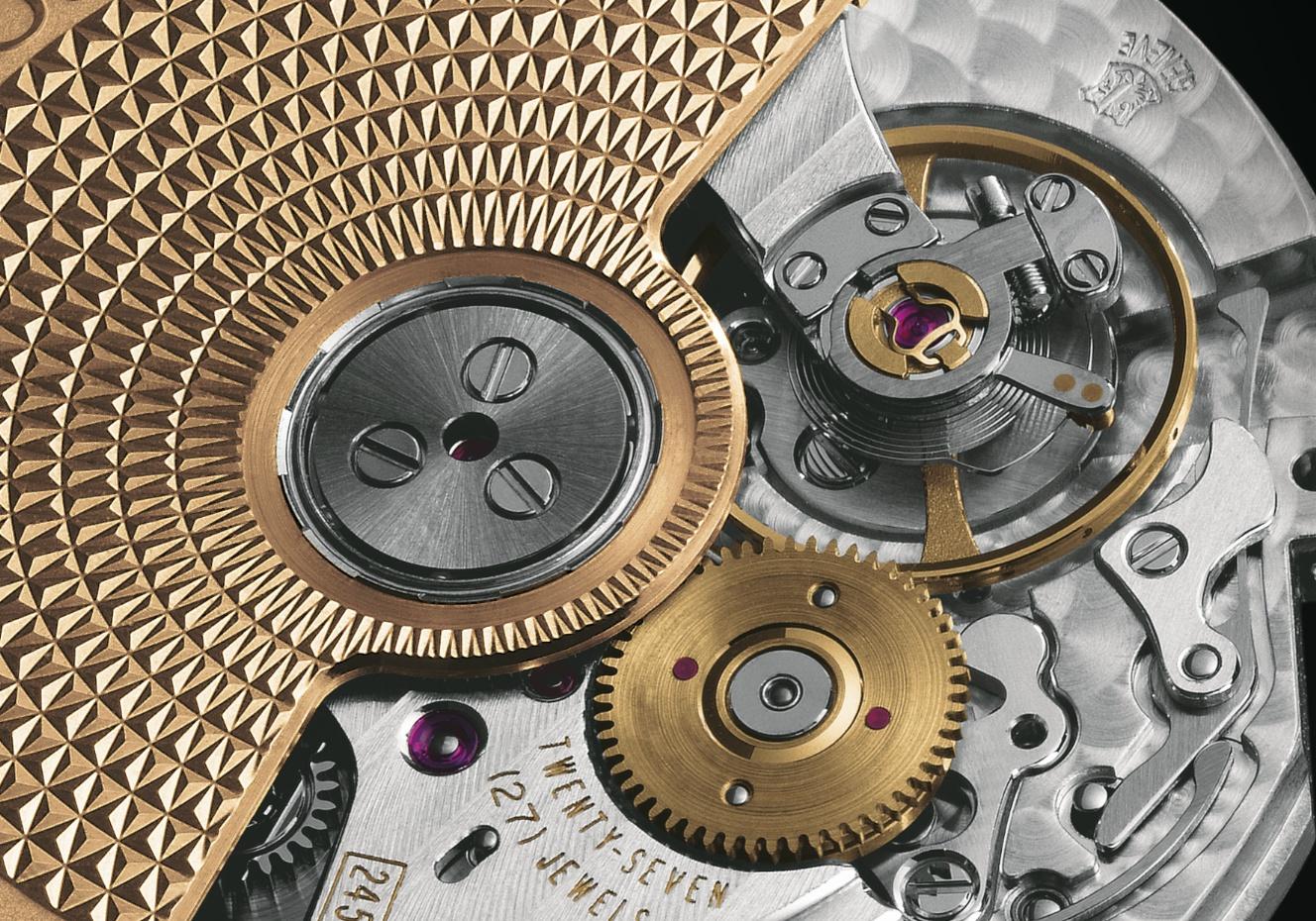 Vacheron Constantin: Calibre automatique 2450 Vc2451