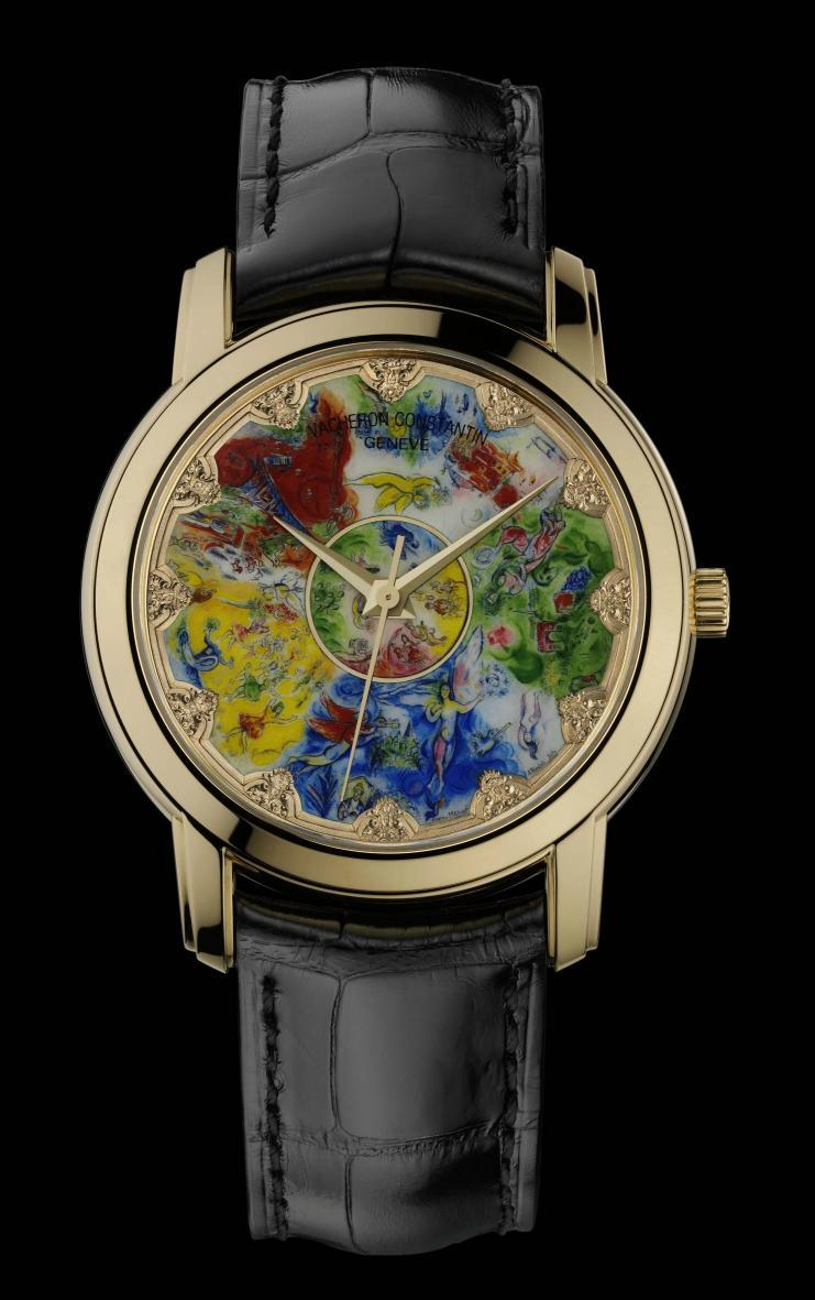 News : Vacheron Constantin - Métiers d'Art – Édition Marc Chagall Vcchagall