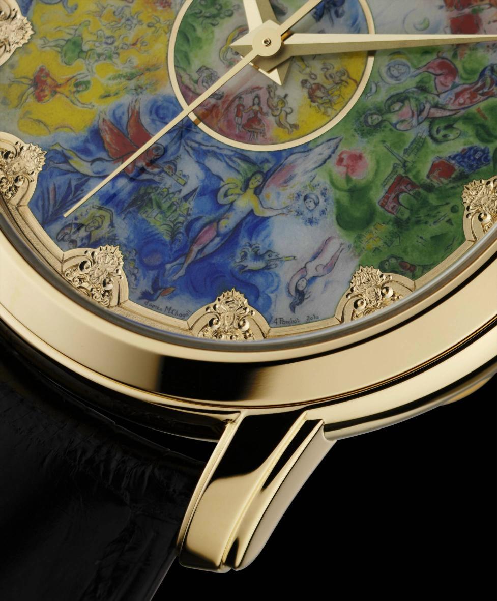 News : Vacheron Constantin - Métiers d'Art – Édition Marc Chagall Vcchagall1