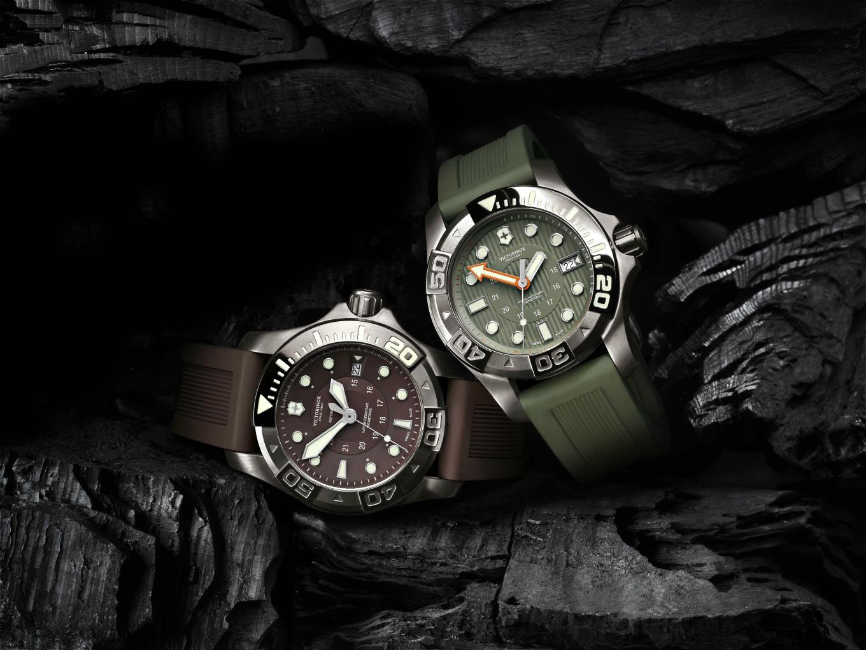 News: Victorinox Swiss Army Dive Master 500 38 et 43mm Vsadiverfront