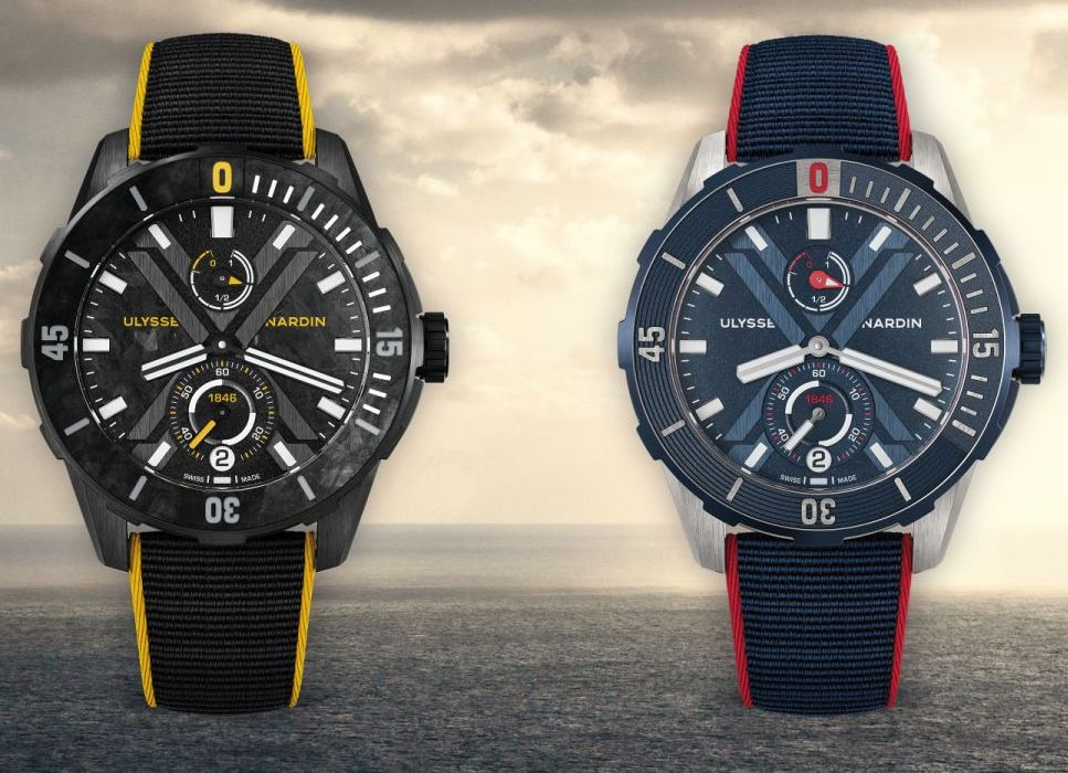 Ulysse Nardin Diver X Cape Horn and Nemo Point, Ulysse Nardin Diver X Cape Horn, Ulysse Nardin Diver Cape Horn, Ulysse Nardin Diver X Nemo Point, Ulysse Nardin Diver Nemo Point
