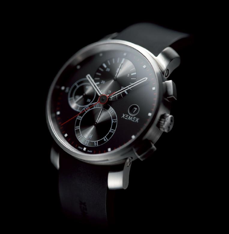 New Xemex Piccadilly Chronograph Watch Makes Minimalism, Less Minimalistic  Watch Buying