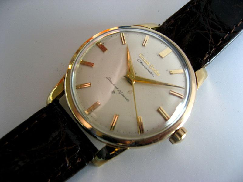 First Grand Seiko December 18 1960, First Grand Seiko 3180