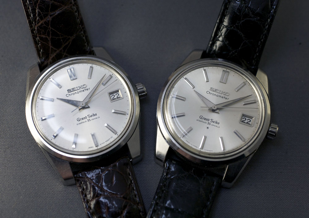 ... soon they unified model and case number system as rest of the Seiko  products, received new 5722-9990 and 9991 numbers then produced until 1967.