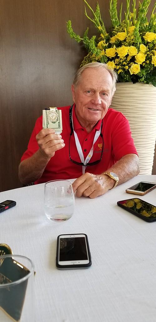 Presidents Cup 2017, Rolex Presidents Cup, Rolex Jack Nicklaus, Jack Nicklaus Rolex Presidents Cup