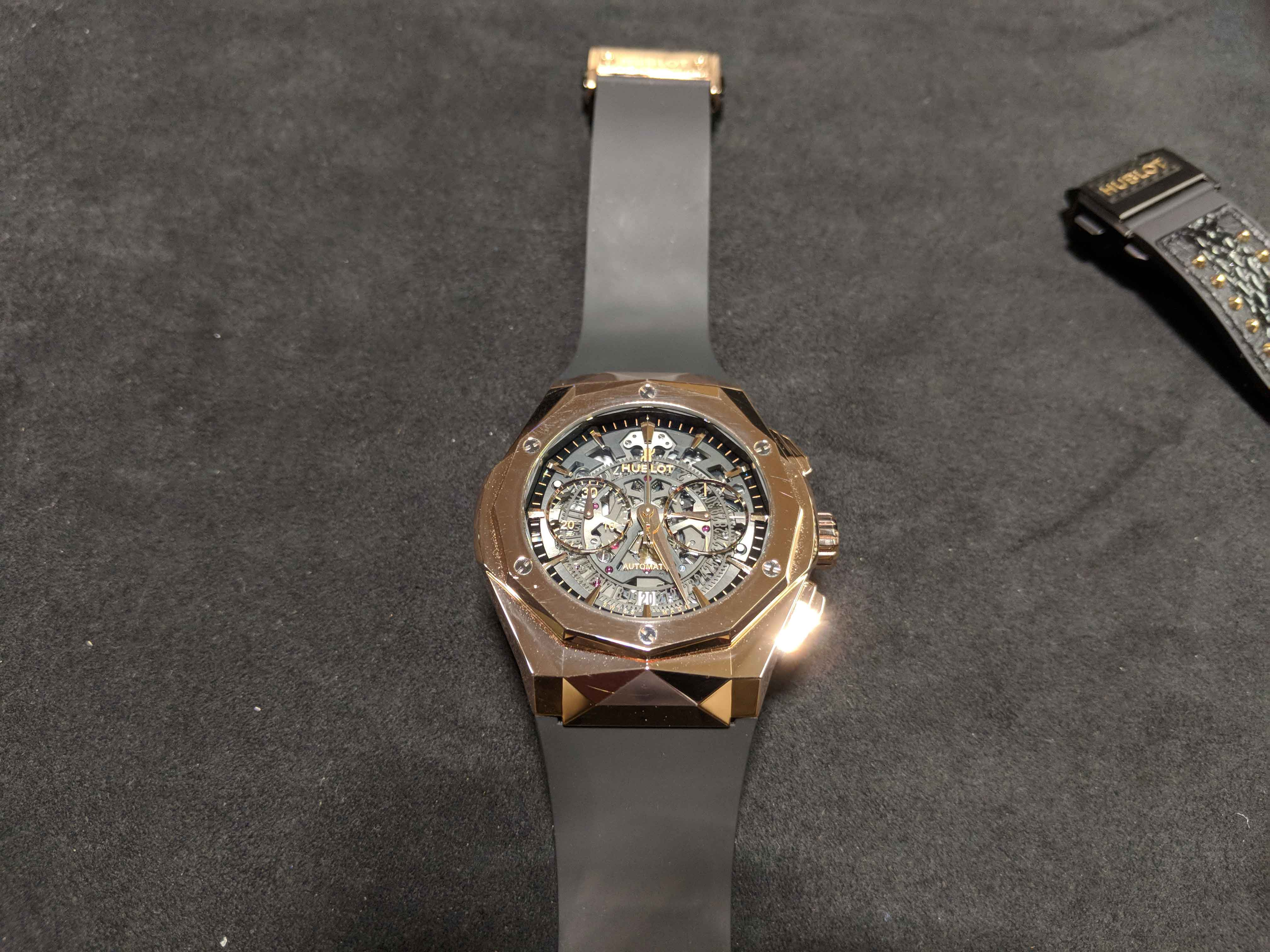 Timezone Hublot 187 Basel 2018 Up Close With The Hublot