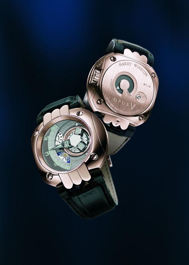 Ces montres hors de portée qui vous font rêver .... Opus5lg