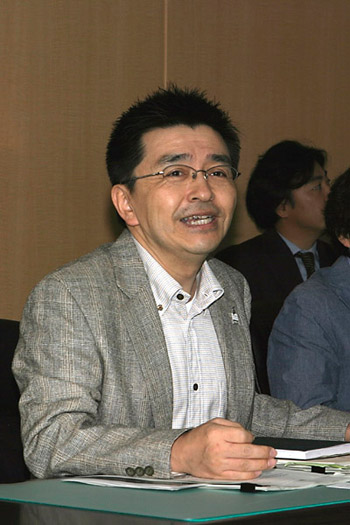 Shu Yoshino, GM International Advertising