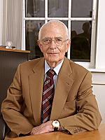 Walter Lange, Founder Lange Uhren
