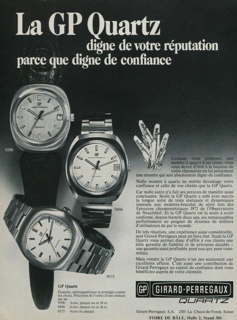 Girard-Perregaux GP350