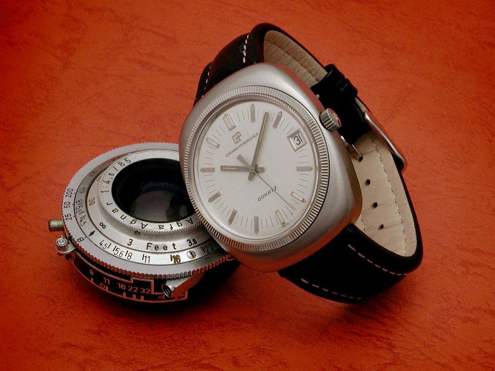 1972 Girard-Perregaux, GP caliber 352, Girard-Perregaux 352, caliber 352 quartz