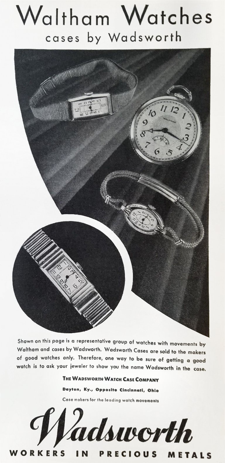Timezone Vintage Watches The Hands Watch Diagram Of A Rolex Below Shows Case In Detail 1939 Hamilton Grade 917 17 Jewel 10 Size