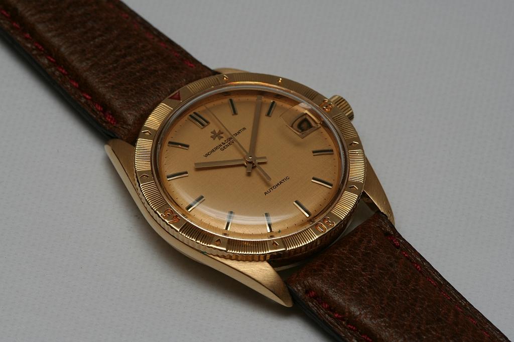 CHI Tbird 6782 : Quand Vacheron copie Rolex 505