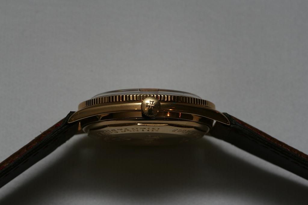 CHI Tbird 6782 : Quand Vacheron copie Rolex 511