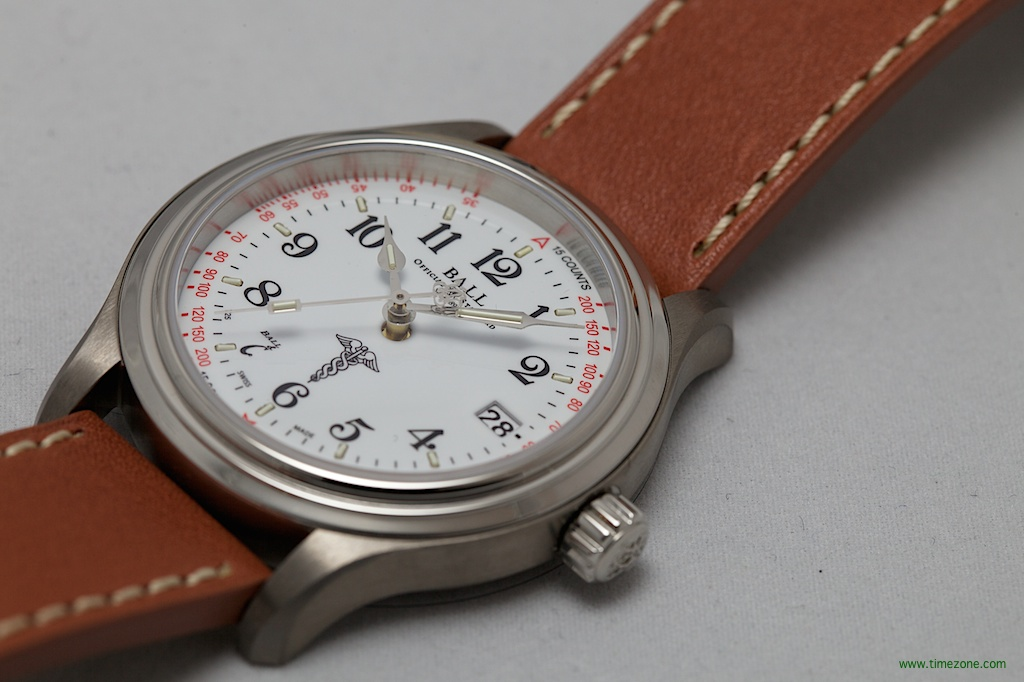 Ball Watch, Ball Doctors Without Borders, Pulsation Dial, Ball Watch Basel 2014