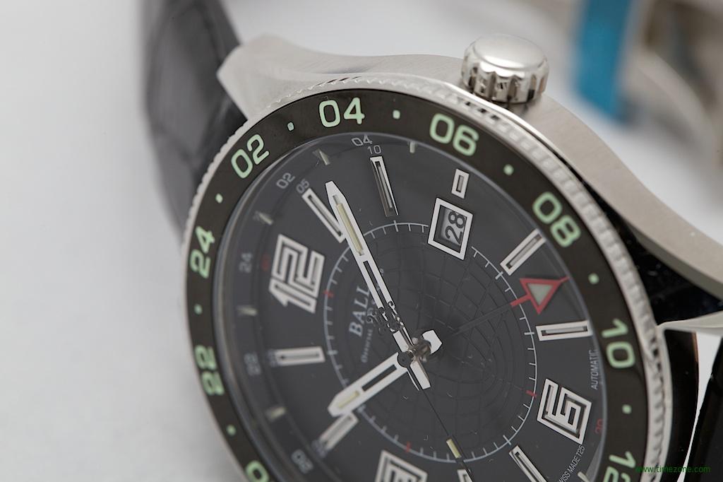 Ball Watch, Engineer Pilot Master GMT, Ball Watch Basel 2014