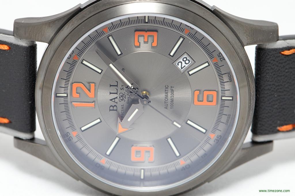 Ball Watch, Fireman Racer DLC, Ball Watch Basel 2014
