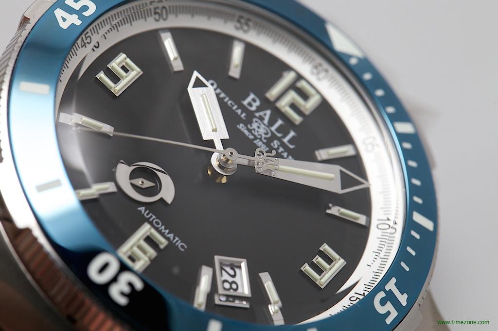 Ball Watch, Engineer Hydrocarbon Hunley, Ball Watch Basel 2014