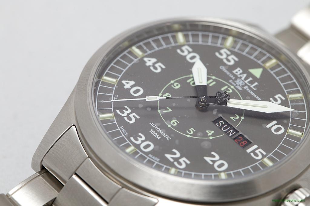 Ball Watch, Ball Aviator III, Ball Watch Basel 2014