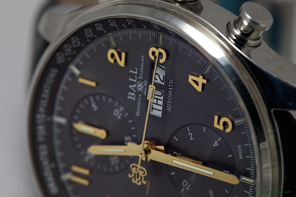 Ball Watch, Pulsometer Chronograph, Ball Watch Basel 2014