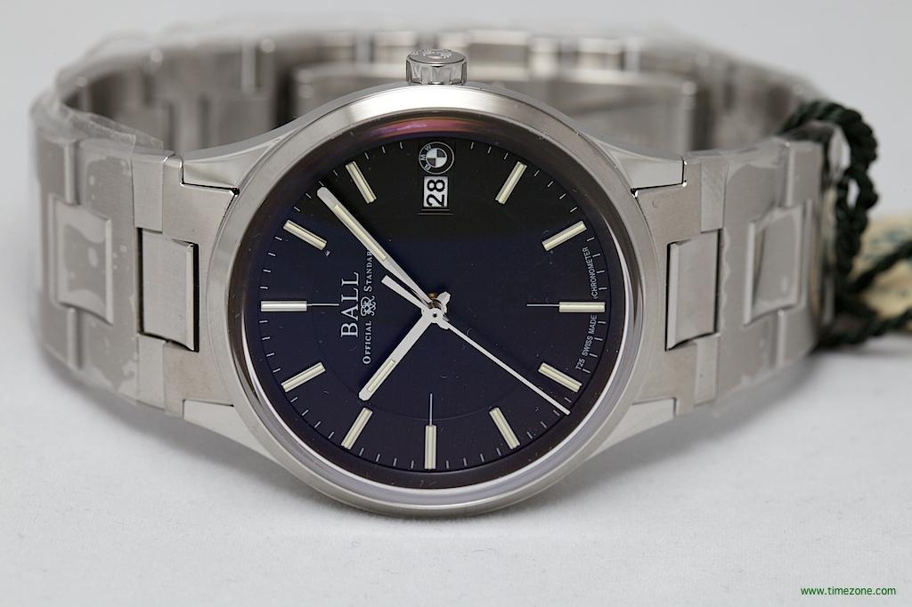 Ball Watch, Ball Watch BMW, Ball Magali Metrailler, Ball Watch Basel 2014