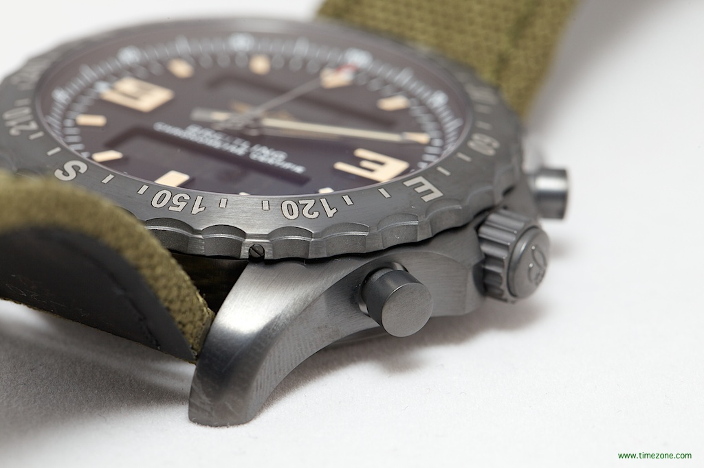 Chronospace Military, Breitling Chronospace, SuperQuartz