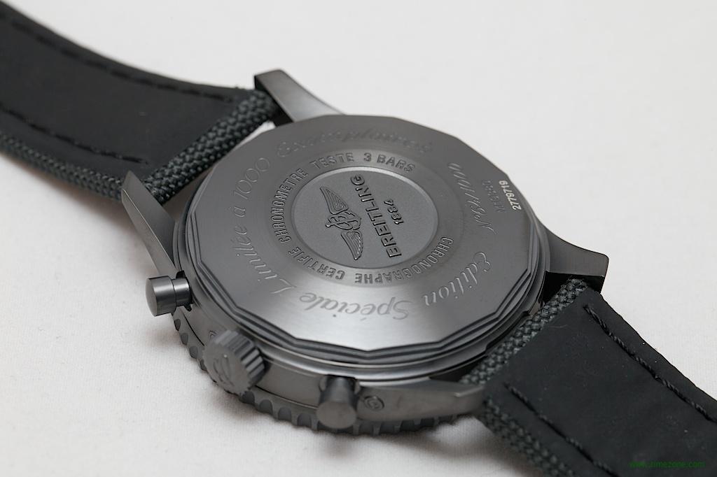 Breitling Navitimer 1461, Navitimer 1461 48mm, Navitimer 1461 black steel