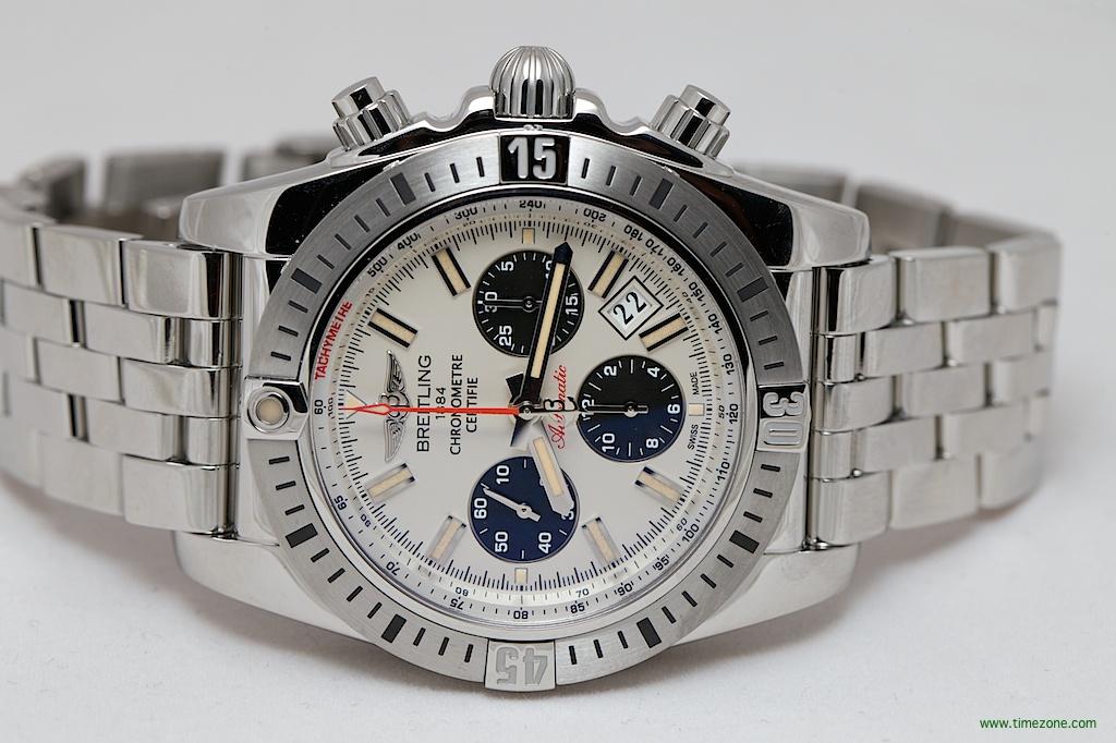 Chronomat 44 Airborne, Breitling Aermacchi, Breitling Frecce Tricolori, Chronomat Airborne Special 30th Anniversary Edition, Chronomat Airborne 30th