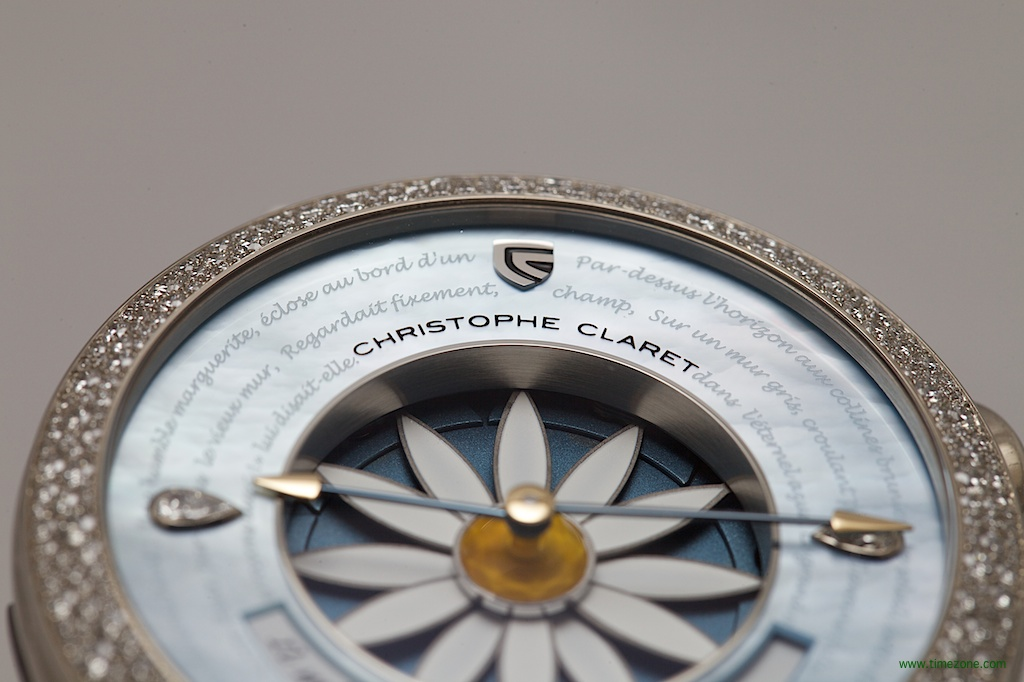 Christophe Claret Margot, Victor Hugo Christophe Claret, Margo Victor Hugo, Christophe Claret Baselworld 2014