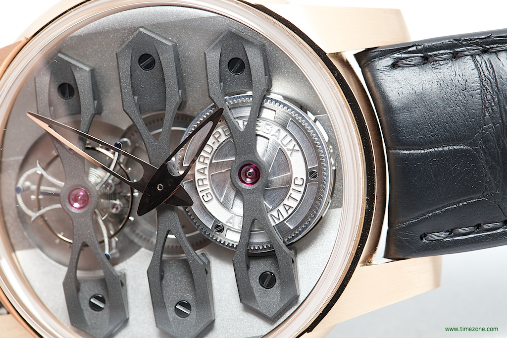 Girard-Perregaux Neo-Tourbillon Three Bridges, GP Neo-Tourbillon Three Bridges, Neo-Tourbillon Three Bridges, Neo-Tourbillon