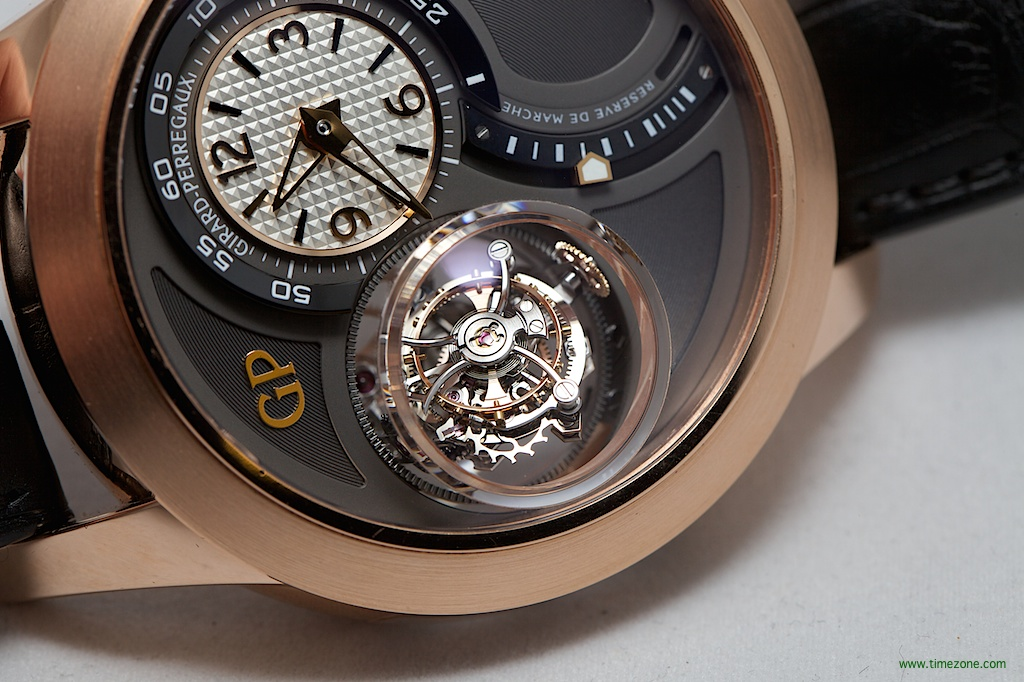 Girard-Perregaux Tri-Axial Tourbillon, GP Tri-Axial Tourbillon, Tri-Axial Tourbillon, GP09300-0001