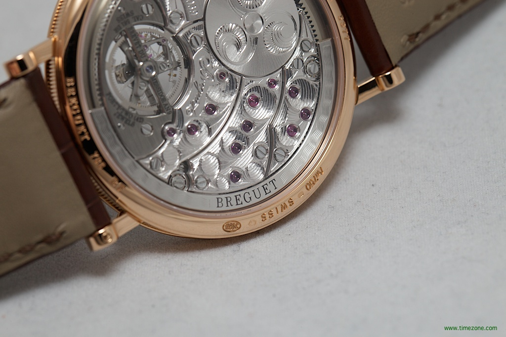 Breguet Classique Grande Complication Tourbillon Extra-Thin 5377, Breguet 5377, BREGUET CLASSIQUE TOURBILLON EXTRA-PLAT AUTOMATIQUE 5377, caliber 581DR, Breguet 581