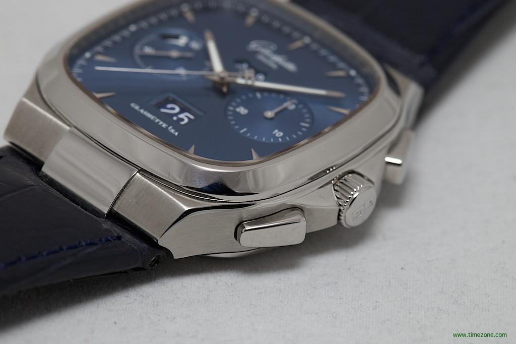 Senator Chronograph Panorama Date, Caliber 37-02, Glashütte Original 1-37-01-02-03-50