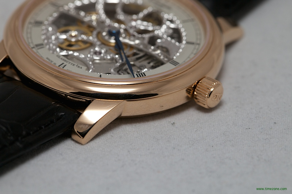 Senator Manual Winding Skeletonized, Caliber 49-18, Glashütte Original 1-49-18-01-05-30