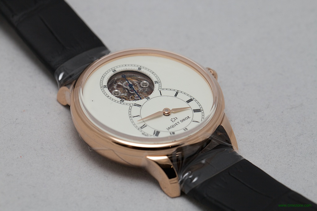 Grande Seconde Tourbillon Ivory Enamel, J013013200