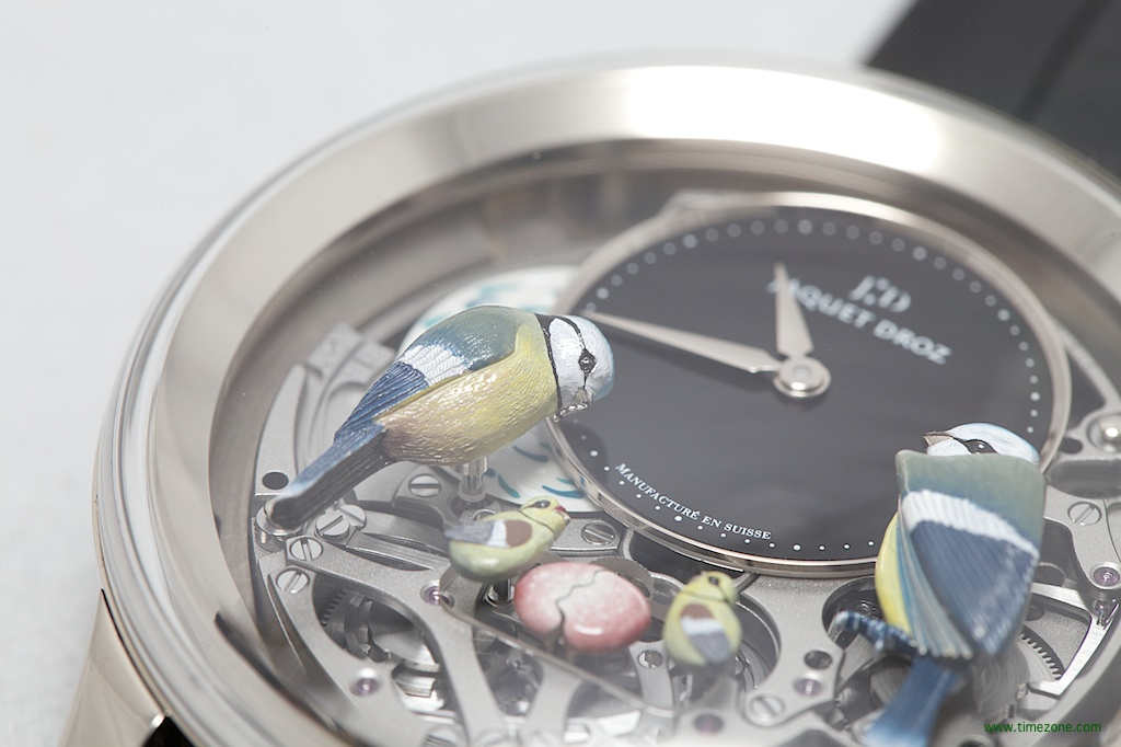 Jaquet Droz Bird Repeater, Bird Repeater Openwork, Jaquet Droz J031034203