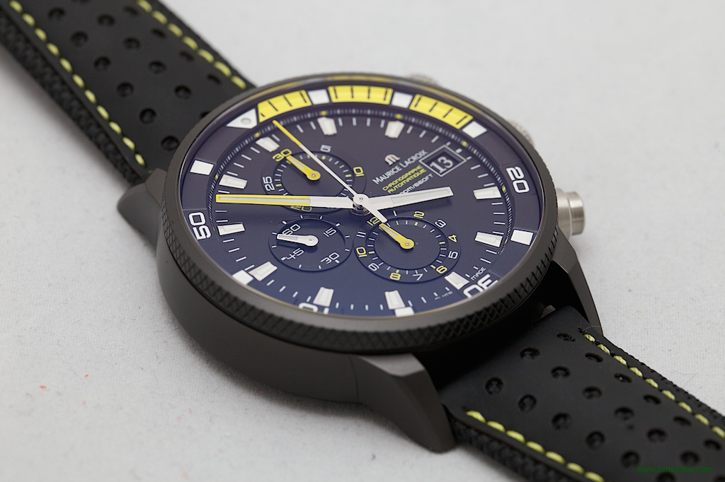 Maurice Lacroix Pontos S Supercharged, PT6009-PVB01-330, Maurice Lacroix Pontos