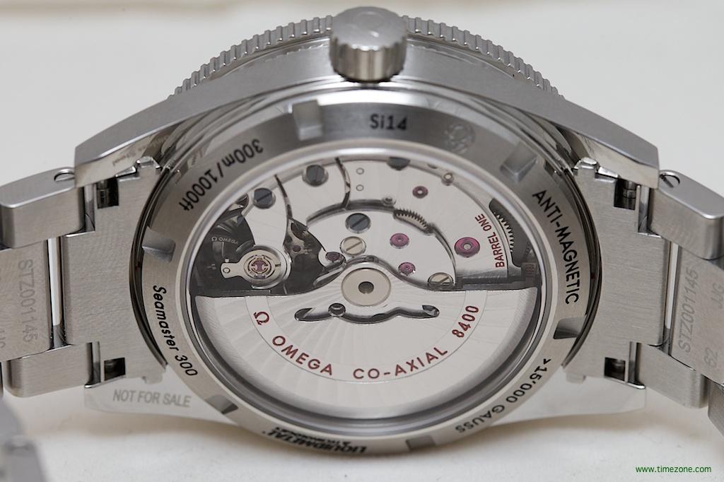 Seamaster 300 Master Co-Axial black dial, Seamaster 300, Master Co-Axial 8400, OMEGA Baselworld 2014
